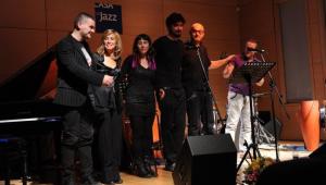 Grazia Di Michele con il Paolo Di Sabatino Trio